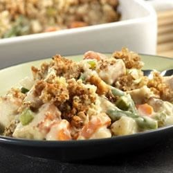 Country Turkey Casserole Recipe