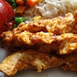 chili-lime chicken