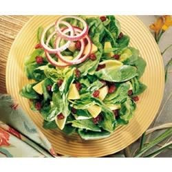 Cherry Spinach Salad Recipe