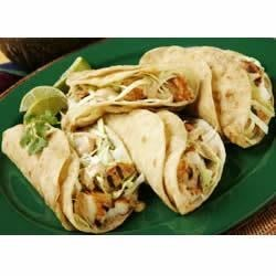 Baja Chipotle Fish Tacos Recipe