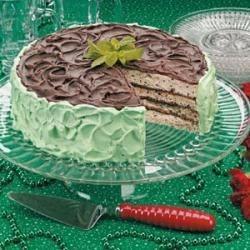 Photo of Minted Chocolate Torte by Barbara  Humiston