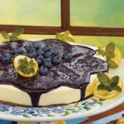 Photo of Lemon Blueberry Cheesecake by Julia  Klee