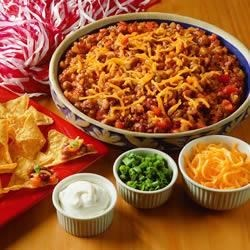 Football Party Dip Recipe