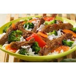 Chili Steak Stir-Fry Recipe