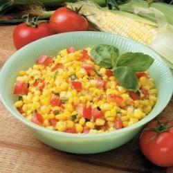 Photo of Tomato Corn Salad by Rhoda  McFall