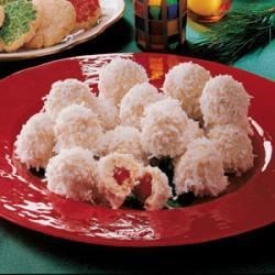 Photo of Cherry Snowballs by Evy  Adams