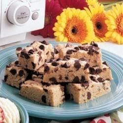 Photo of Chocolate Chip Bars by Shirley  Glaab