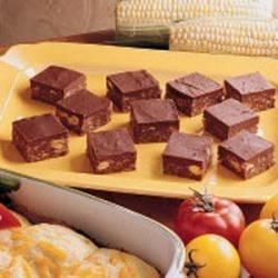 Photo of Crispy Chocolate Squares by Karen  Speidel