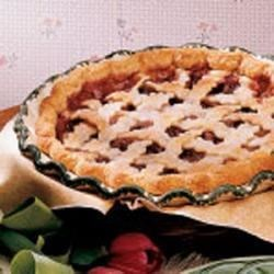 Photo of Cherry Pineapple Pie by Carolyn  Bartley