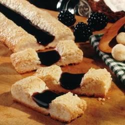 Hawaiian Blackberry Jam Slices Recipe