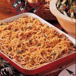 Photo of Confetti Spaghetti by Katherine  Moss