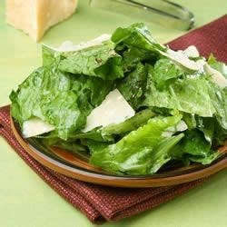 Photo of Romaine with Garlic Lemon Anchovy Dressing by Hong Quan