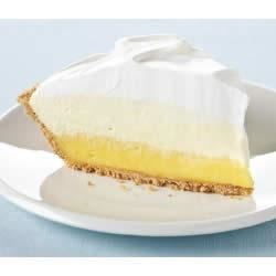 Photo of Kraft® Triple-Layer Lemon Pie by Cool Whip