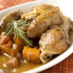 Chicken Cacciatora with Sausage Recipe