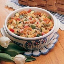 Photo of Zucchini Pasta Casserole by Nettie  Gornick