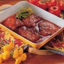 Photo of Spiced Pork Chops by Joan  MacKinnon