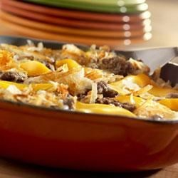 Photo of Easy Skillet Beef and Hash Browns by Campbell's Kitchen