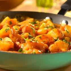 Photo of Cheesy Picante Potatoes by Campbell's Kitchen