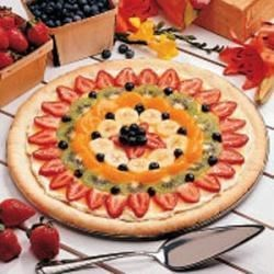 Photo of Summer Dessert Pizza by Ida Ruth  Wenger