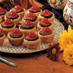 Photo of Brownie Tarts by Sharon  Wilkins