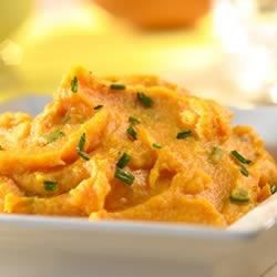 Sweet Potato and Parsnip Puree Recipe
