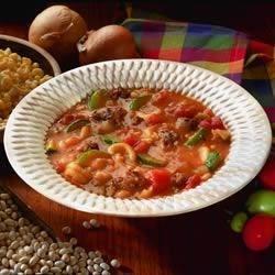 Sausage Minestrone Recipe