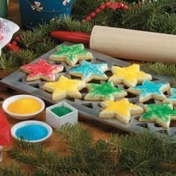 Photo of Grandma's Star Cookies by Jenny  Brown
