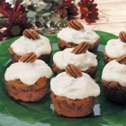 Photo of Pumpkin Chip Cupcakes by Jacinta  Ransom