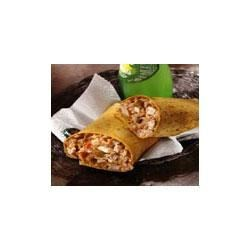 Fiesta Chicken and Rice Wraps Recipe
