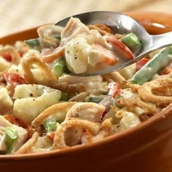 Photo of Swanson® Chicken and Vegetable Bake by Campbell's Kitchen