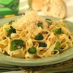 Broccoli & Pasta Recipe