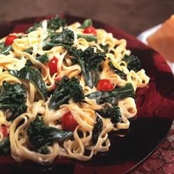 Linguini Broccolini Recipe