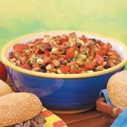 Photo of Chili-Cumin Bean Salad by Michelle  Smith