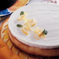 Photo of Luscious Lemon Cheesecake by Kaaren Jurack
