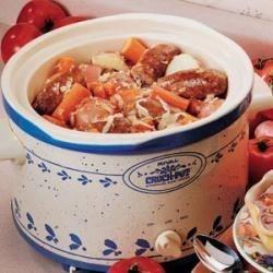 Photo of Sausage Sauerkraut Supper by Joalyce  Graham