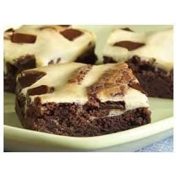 PHILADELPHIA(R) Marble Brownies Recipe