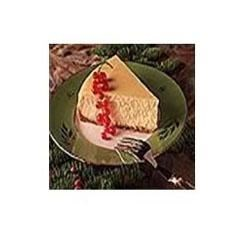 Kraft's Eggnog Cheesecake Recipe