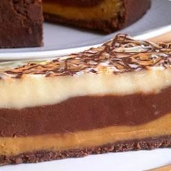 Photo of Triple Chip Cheesecake by Nestle® Toll House®