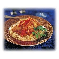 Photo of Indian Style Chicken Breasts with Vegetables by McCormick® Gourmet Collection®