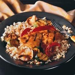 Asian Grill Recipe
