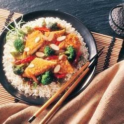 Citrus Chicken Stir-fry Recipe