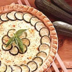 Photo of Zucchini Quiche by Dorothy  Collins