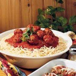Photo of Spaghetti and Meatballs by Dawnetta McGhee