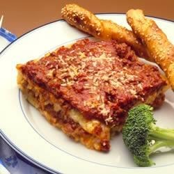 Photo of Minute® Rice Lasagna by Minute® Rice