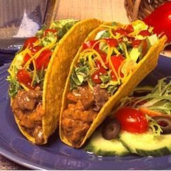mashed potato tacos photos