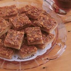 Photo of Pecan Squares Cookies by Sylvia  Ford
