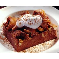Chocolate Bread Pudding by EAGLE BRAND(r) Recipe