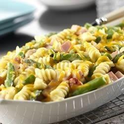 Ham Asparagus Gratin Recipe