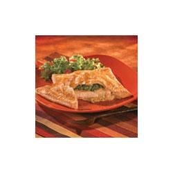 Pepperidge Farm(R) Chicken Florentine Wrapped in Pastry Recipe