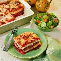 Easy Italian Sausage Lasagna Recipe